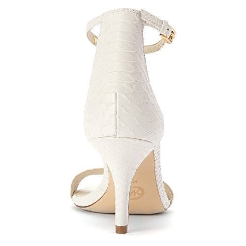 Michael Kors Escarpin Kirsten Mid Optic White