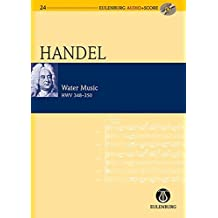 Water Music +CD - Cond.Poche +CD