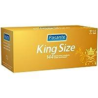 Pasante King Size Kondome 144 Stück preisvergleich bei billige-tabletten.eu