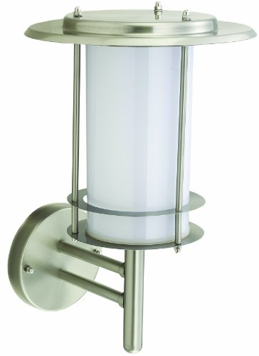 TP24 tp2701 Doha Outdoor Light, Stainless Steel