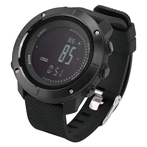 SUNROAD Sports Watch Barometer Compass Impermeable Multifuncional Al Aire Libre Digital Electrónica...