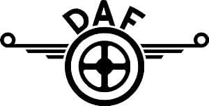Sticker DAF - 57x29 cm