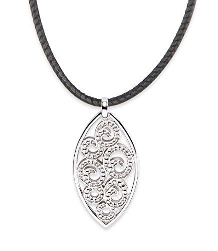 Alraune Damen-Anhänger Silber rhodiniert Series