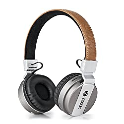 Zoook ZB-Rocker Bomb Bluetooth Headphones (Brown)