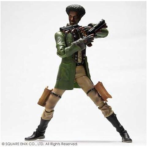 Figura Articulada Sazh Katzroy Final Fantasy XIII 21 cm (4)