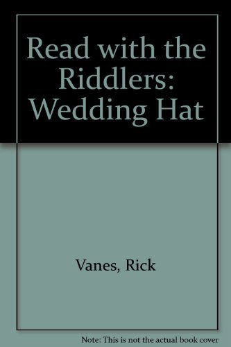 Read with the Riddlers: Wedding Hat