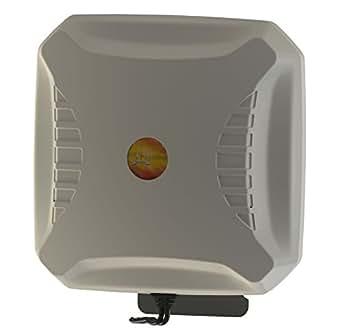 poynting A de xpol-V2LTE/UMTS antenne directionnelle 0002, Pantone Cool Gray 1C RAL 7047, 255x 250x 80mm, ABS sans halogène