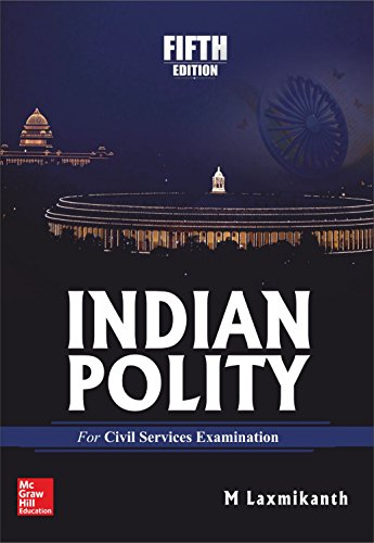 Indian Polity 5th Edition by M. Laxmikanth Book Review, Buy Online