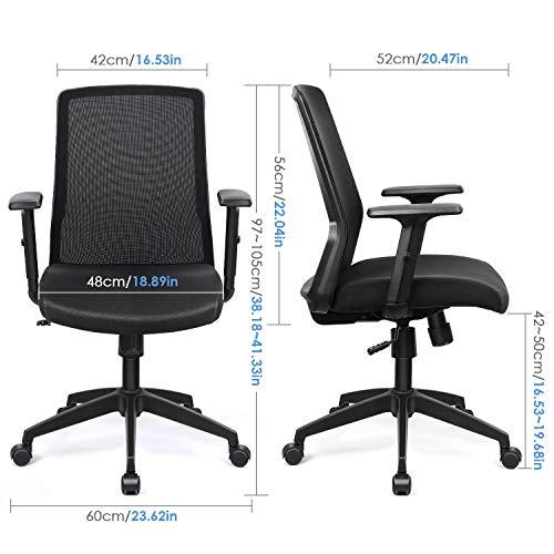 Zoom IMG-1 intey sedia da ufficio ergonomica