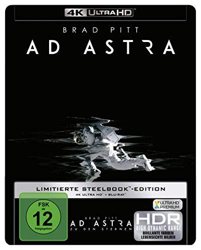 Ad Astra - Zu den Sternen (Limited 4K UHD Steelbook) [Blu-ray]