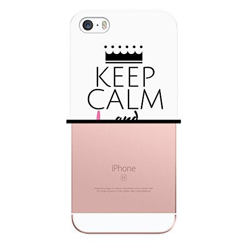 iPhone SE iPhone 5 5S Hülle, WoowCase Handyhülle Silikon für [ iPhone SE iPhone 5 5S ] Hund Fußabdruck Handytasche Handy Cover Case Schutzhülle Flexible TPU - Transparent Housse Gel iPhone SE iPhone 5 5S Transparent D0332