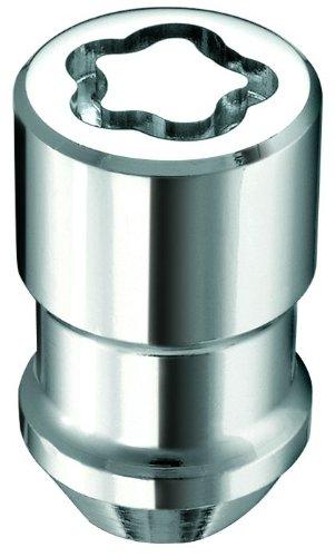 McGard 24157SU Standard - Tuercas antirrobo para rueda (base cónica,
