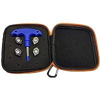 HISTAR - Juego de 4 tornillos de peso para golf + 1 llave y 1 funda para madera Cobra King SZ Speedzone Fairway Fairway