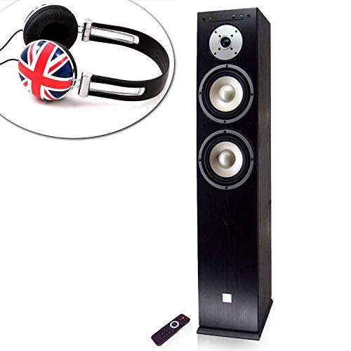Spalte koda-Center USB/SD & Bluetooth-/60W + Kopfhörer soundlab-a081British
