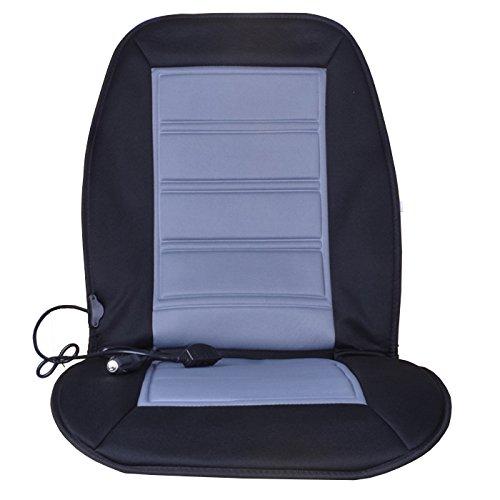 Filmer 36042 Heizkissen Comfort Plus 2farbig, hellgrau-schwarz