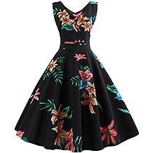 Saihui_Women Dress - Bata - para Mujer
