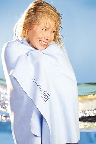 go-travel-asciugamano-grande-colore-corpo-colori-assortiti-colore-verde-chiaro-blu-scuro