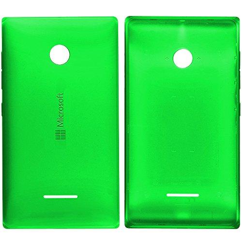 Original Microsoft Akkudeckel green / grün für Lumia 532 (Akkufachdeckel, Batterieabdeckung, Rückseite, Back-Cover) - 02507V6