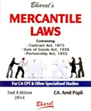 Mercantile Laws - CA CPT