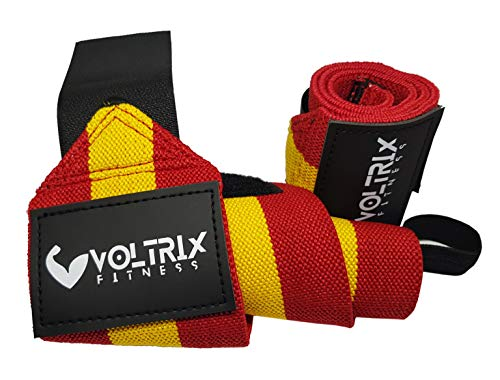 Voltrix Fitness Muñequeras para Gimnasio