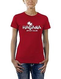 Touchlines Damen Havana - Bitch Club T-Shirt TL160