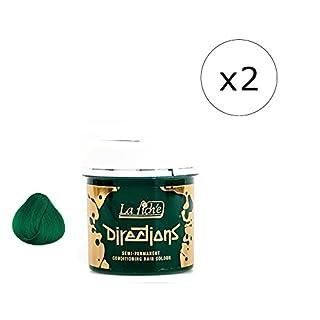 X2 La Riche Directions Semi-Permanent Conditioning Hair Colour 88ml - Apple Green