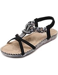 Suchergebnis auf Amazon.de für  angenehme - Sandalen   Damen  Schuhe ... 55f34eb197