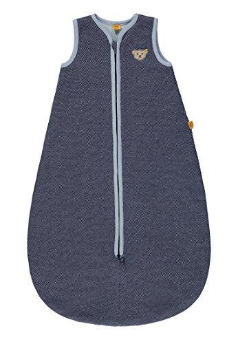 Steiff Baby-Jungen Schlafsack, Blau (original Multicolored 0004), 62 (Herstellergröße: L 70)