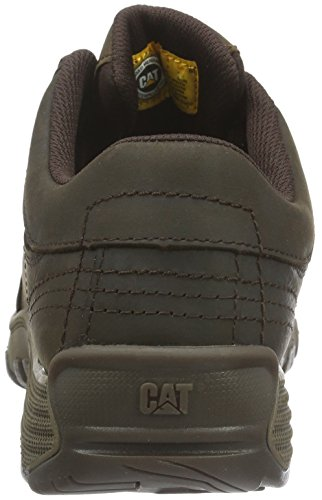 Cat Eon, Scarpe da Ginnastica Basse Uomo Marrone (Mens Dark Brown)