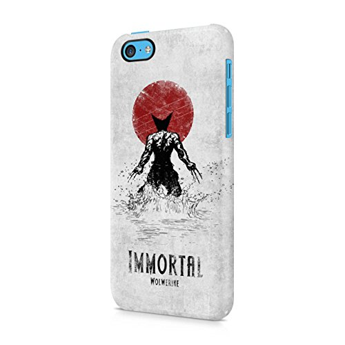 x-men-immortal-wolverine-hard-snap-on-protective-case-cover-for-iphone-5c