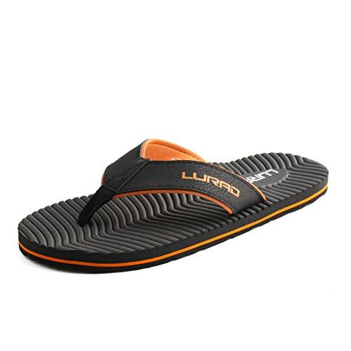 tongs pour hommes de mode/Anti-dérapant les sandales de plage en été/Europe et faites glisser le clip C
