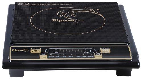 Pigeon Rapido Dx 1800-watt Induction Cooktop (black)