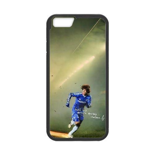 David Luiz coque iPhone 6 Plus 5.5 Inch Housse téléphone Noir de couverture de cas coque EBDXJKNBO13339