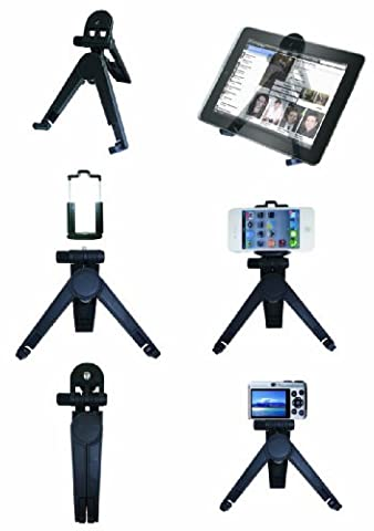 Portable Tripod / Stand / Holder / Cradle for Phones,