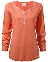 Craghoppers Women's Rayna Long Sleeved Top Tee