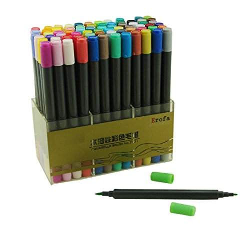 erofa-premium-dual-tip-brush-markers-72-color-non-toxic-water-based-brush-fine-tip-pens