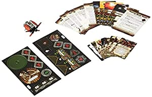 Fantasy Flight Games ffgswx61Quad Jumper Expansion Pack Star Wars X-Wing Miniatures Game