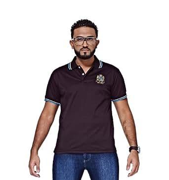 Mfaz - Polo Fashion - Couleur : Noir - Taille : XXL