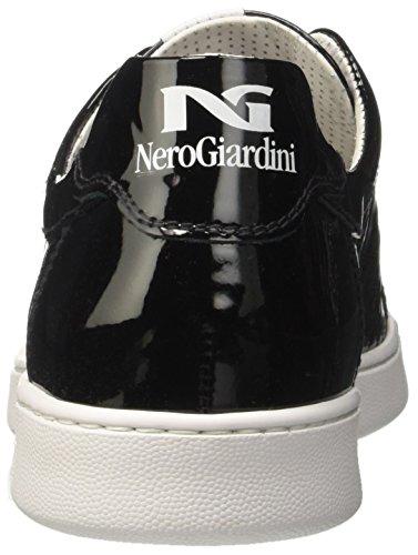 Nero Giardini Damen P717253d Niedrige Sneaker Nero (100)