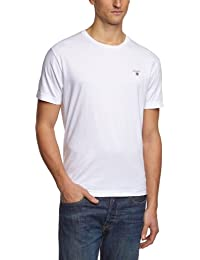 Gant Solid T-shirt - T-shirt - Homme