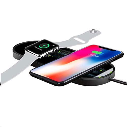 Sararoom Chargeur sans Fil pour iPhone 8/8 Plus/X...