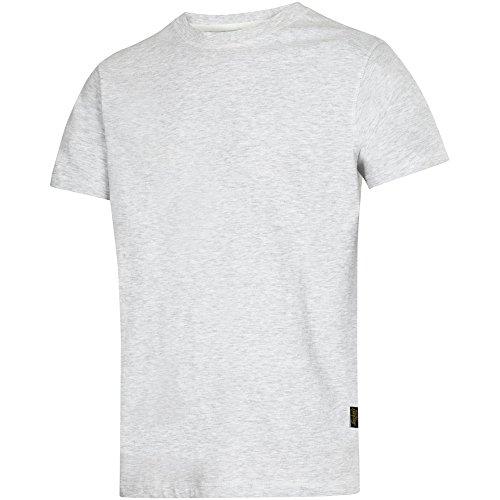 Snickers T-Shirt stahlgrau Größe: XXXL aschgrau