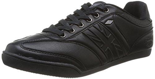 Umbro Marple, Sneakers Basses homme, Marron (Cappuccino/Manganèse), 43 EU Noir (230-Noir/Carbon)