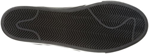 Nike Zoom Stefan Janoski Elt Sbxfb, Scarpe da Skateboard Uomo Nero (Negro (Black / Black-Varsity Red))