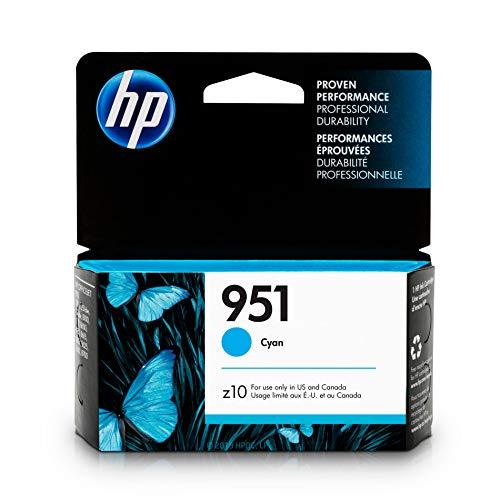 CN050AN140 Tintenpatrone (HP 951XL), 700 Seiten, Kapazität, Cyan -