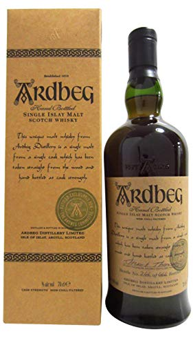 Ardbeg - Single Cask Committee Bottling - 1976 23 year old Whisky