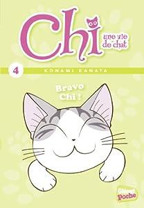 Chi - Une vie de chat Edition de Poche Tome 4