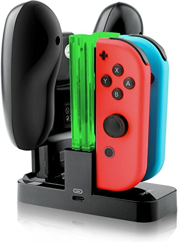 Price comparison product image 3 in 1 Nintendo Switch,  Joy-Con,  Pro Controller,  Charge Dock