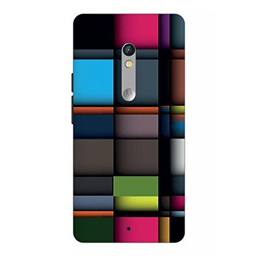 Joe Designer Printed Back Case For Motorola Moto X Play Mobile ( Multicolor)