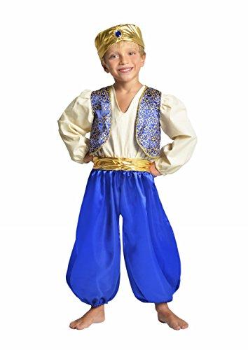 Cesar F478-002 - Costume da Aladino, 5-7 anni